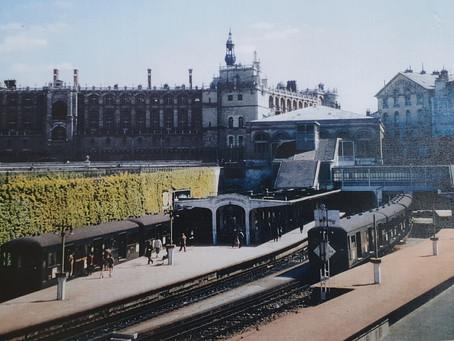 Les visites de Rails & histoire #1 : Retour sur les origines du chemin de fer