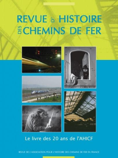 RHCF N°39 :Le livre des 20 ans de l'AHICF