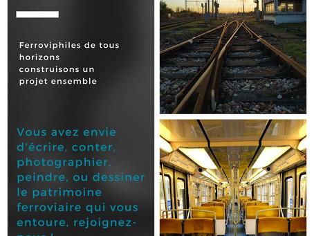 Attachement populaire aux chemins de fer : appel à contributions... culturelles !