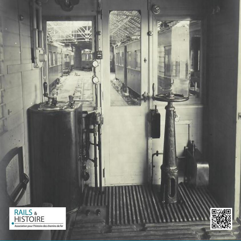 Colloque - Chemins de fer, tramways et métros : deux siècles de cabines de conduite