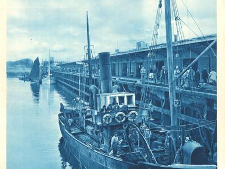Années 1920. Le PO, Lorient et le transport de la marée