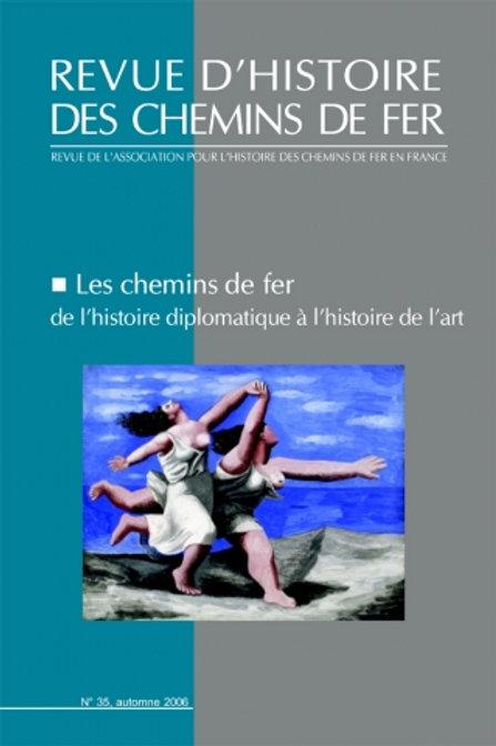 RHCF N°35 : de l'histoire diplomatique à l'histoire de l'art