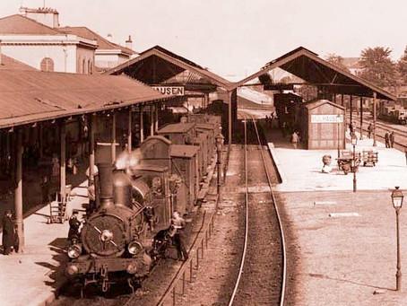 Les chemins de fer impériaux d'Alsace-Lorraine (1871-1918)