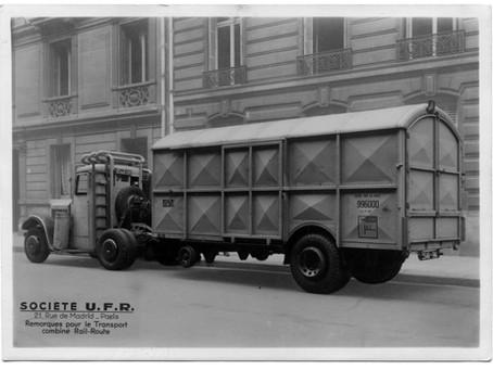 Aux origines du procédé UFR (1932-1949)