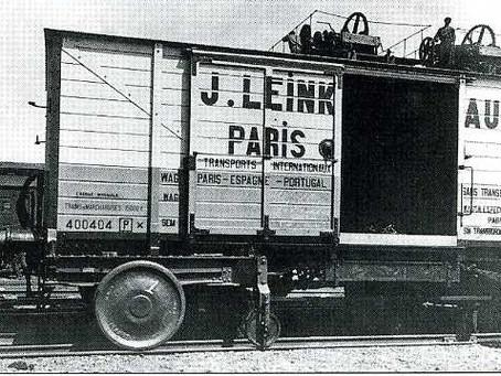 La genèse des liaisons sans transbordement à la frontière franco-espagnole, 1912-1951