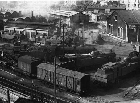 """""""Il était une voie"""" épisode #2         Ground Control, du dépôt ferroviaire au lieu de vie culturel"""