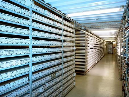 Les nouvelles du Centre des archives historiques de la SNCF