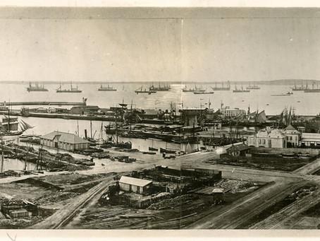 Brest au temps des transatlantiques (1865-1874)