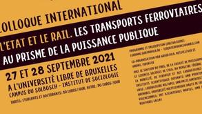 L'État et le rail. Les transports ferroviaires au prisme de la puissance publique