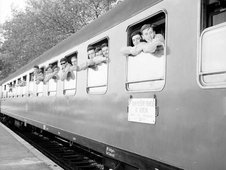 Appel à témoignages : Le Train militaire français de Berlin (TMFB) 1945-1994