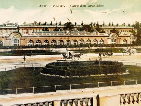 La gare pagode de Javel