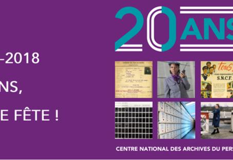 Inscrivez-vous à la journée d'études sur les archives du personnel SNCF