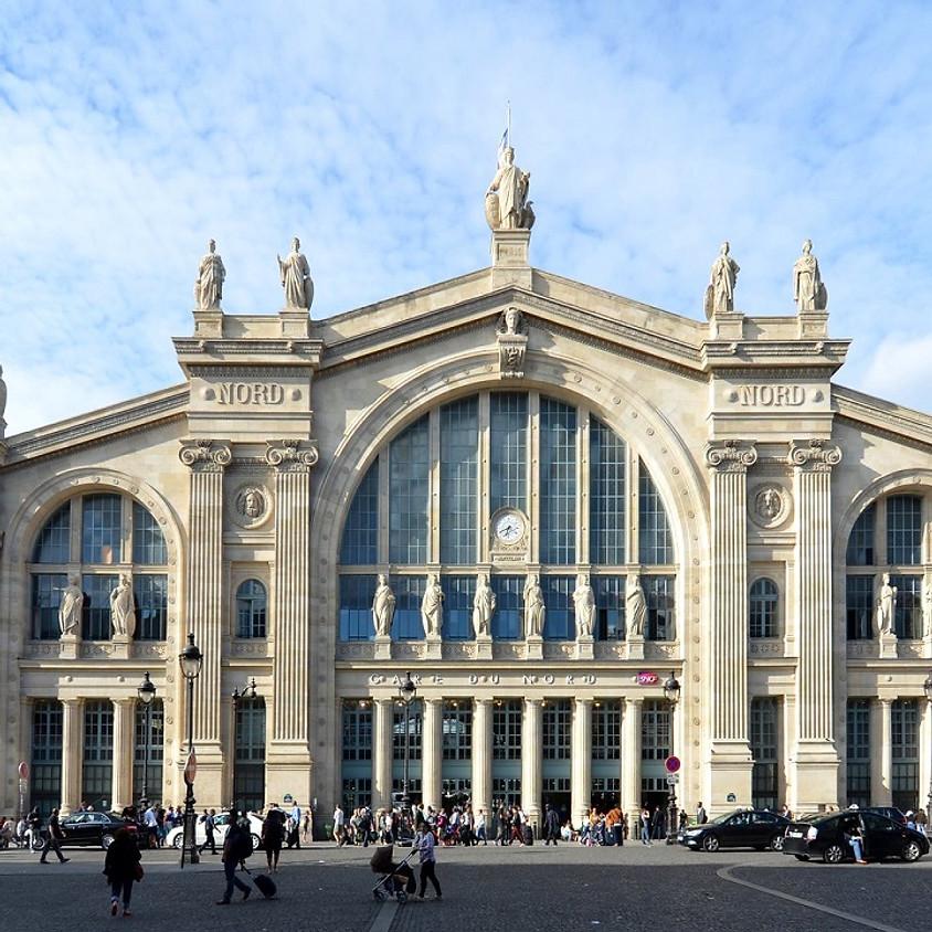 Jacques-Ignace Hittorff, un architecte européen à la gare du Nord
