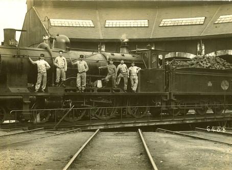 """""""Il était une voie"""" épisode #3 Montabon, de la rotonde ferroviaire aux Monuments historiques"""