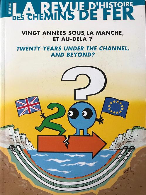 RHCF n°48-49 : Vingt années sous la manche et au-delà?