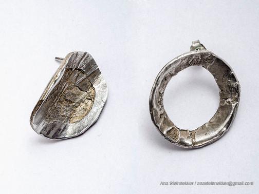 Aros, 2006 [Earrings] Plata [Silver]