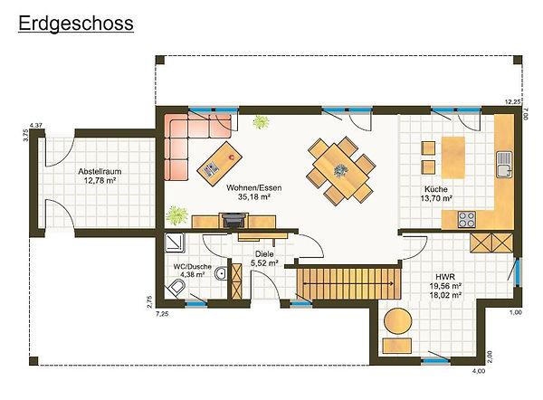 Cubushaus Bauhaus Flachdach Fertighaus Grundriss Bayern Preise