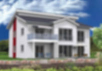exklusives Zweifamilienhaus Fertighaus Bayern Preis
