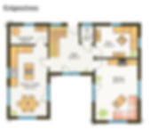 modernes Cubushaus Bauhausstil Fertighaus Grundriss Bayern Preise