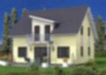 Fertighaus modernes Einfamilienhaus Bayern Preis