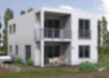 modernes Cubushaus Bayern Preis