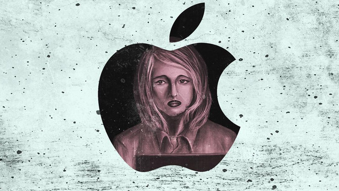 The Apple does't Fall Far from the Misogynistic Tree