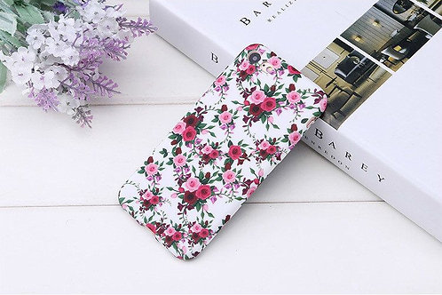 OEM Luminous Water Transfer Soft TPU Case for iPhone 7 LMT-PH-486Y