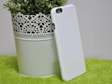 3D sublimation phone case - Innovation