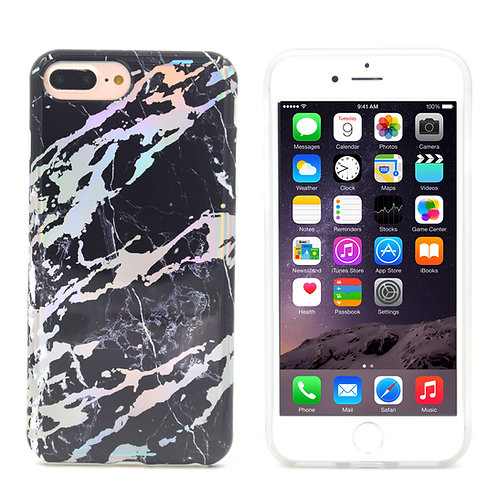 Phone Accessories IMD TPU Mobile Phone Case for iPhone 8 Plus
