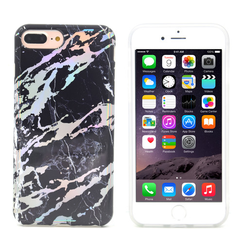timeless design 7251e 39cf6 Phone Accessories IMD TPU Mobile Phone Case for iPhone 8 Plus