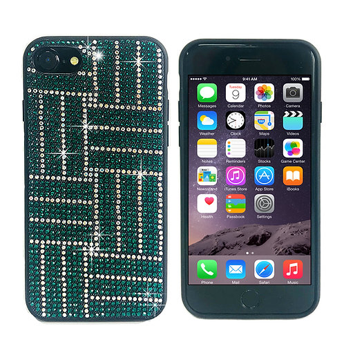 2018 New Arrival Handmade Full Diamond Glitter Bling Phone Cases LMT-PH-783