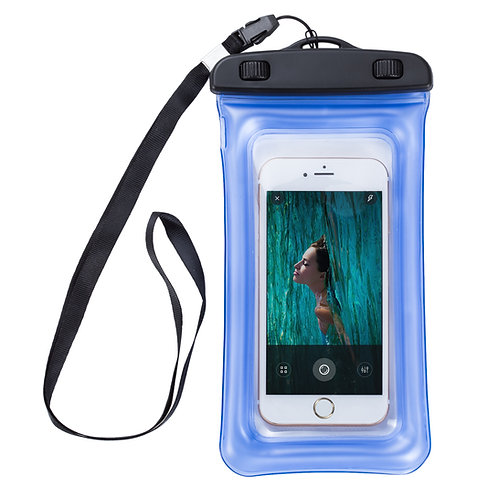 Waterproof Phone Case - IP68 Dual Protect Cell Phone Bag Pouch   LMT-PH-377
