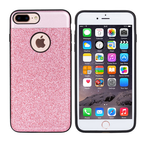 Built-in Magnetic Metal Plate Hybrid Phone Cover Case                 LMT-PH-464