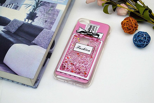 Liquid Glitter Bling Sparkle Perfume Mobile Phone Case                LMT-PH-550