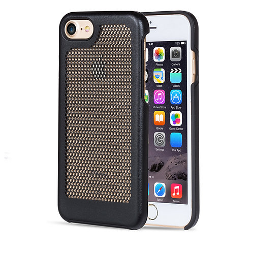 Newest Hole DOT Heat Dissipation Phone Cover Case LMT-PH-479