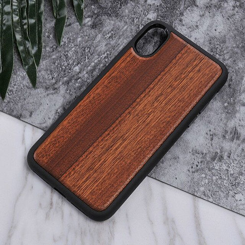 Real Wooden Premium Protective Cell Phone Covers for iPhone 8 LMT-PH-117