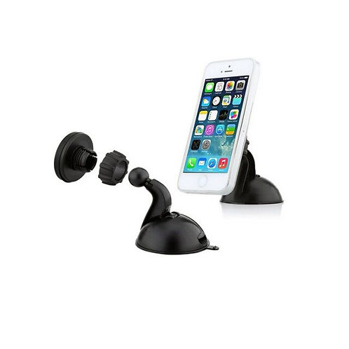 Universal Stick on Dashboard Magnetic Car Phone Mount Holder