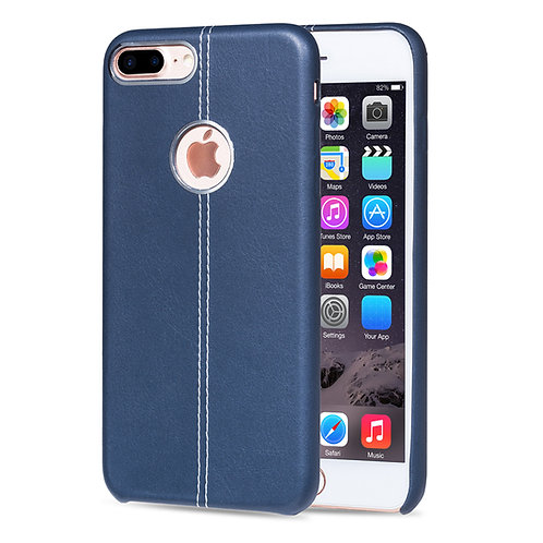 Stitching design PU Leather Phone Case Cellular cases     LMT-PH-455