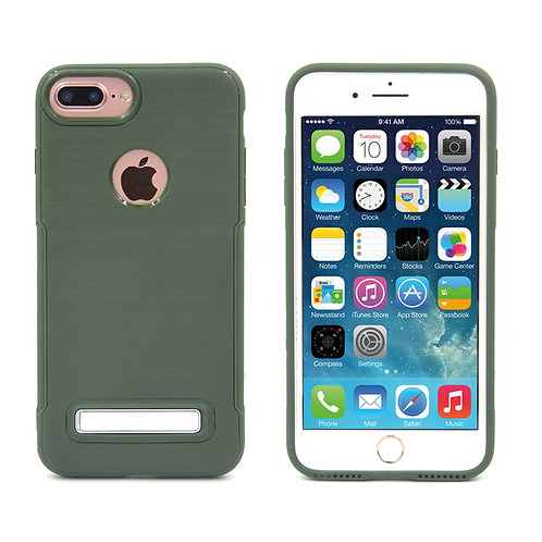 Hybrid Mobile Phone Case with Kickstand function for iphone 6 cases   LMT-PH-461