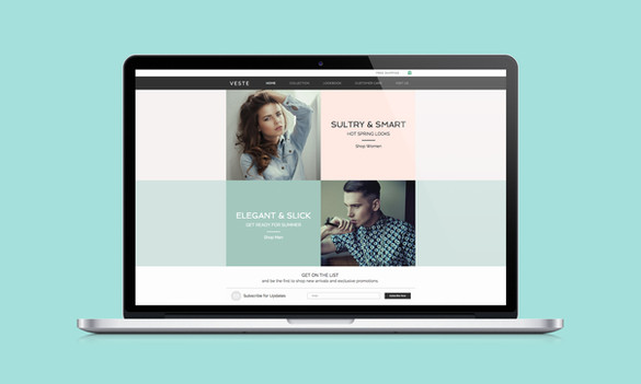 Fashion Sultry&Smart WebDesign SOCIAL GRAPHIC PACKAGE - CreateFast.co Inspirational works with Wix