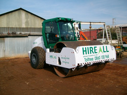 10 TON ROLLERS