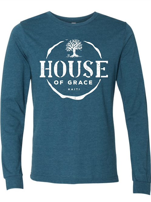 House of Grace Long Sleeve Tee