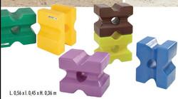 cuburi -cavaleti cai