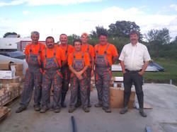 echipa de montaj sere