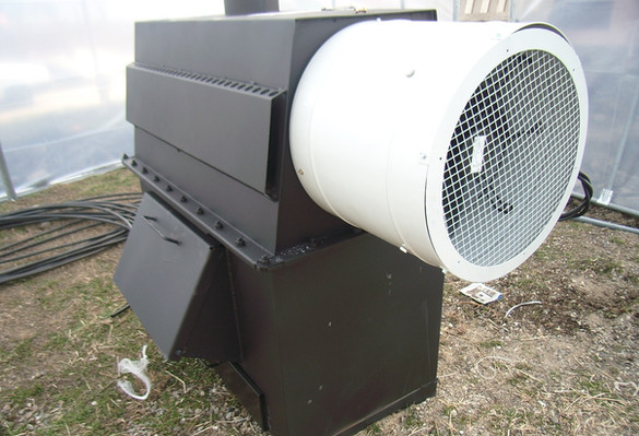 manual hot air generator