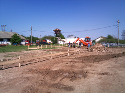 Construction greenhouse