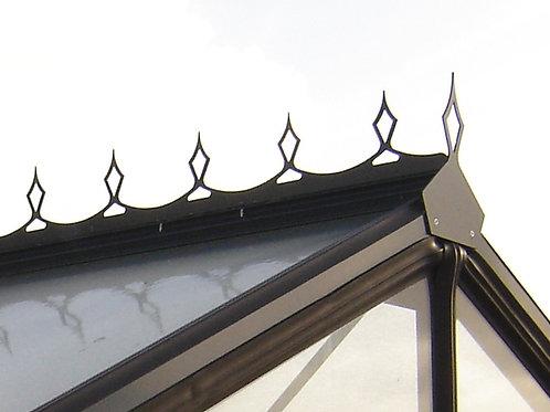 Decorațiune coamă pentru Pavilion R2-2