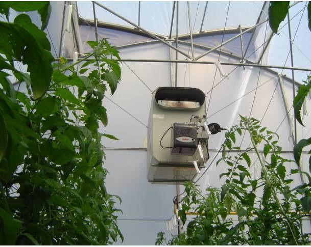 generator de aer cald 36-330Kw GPL