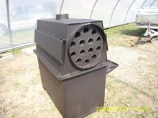 manual hot air generator