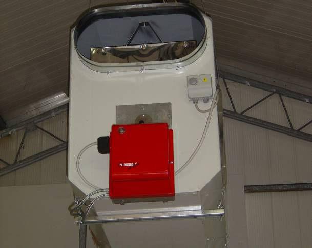 generator de aer cald 36-330kw